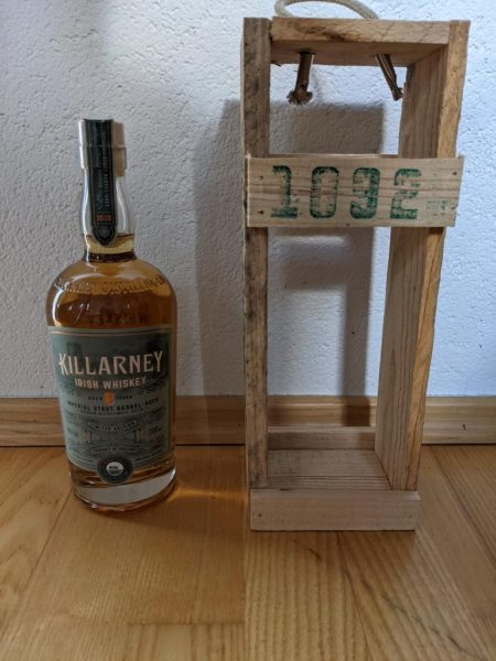 Killarney Irish Whiskey 08-year-old